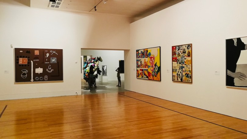 exemple oeuvres musée berardo de lisbonne a belem