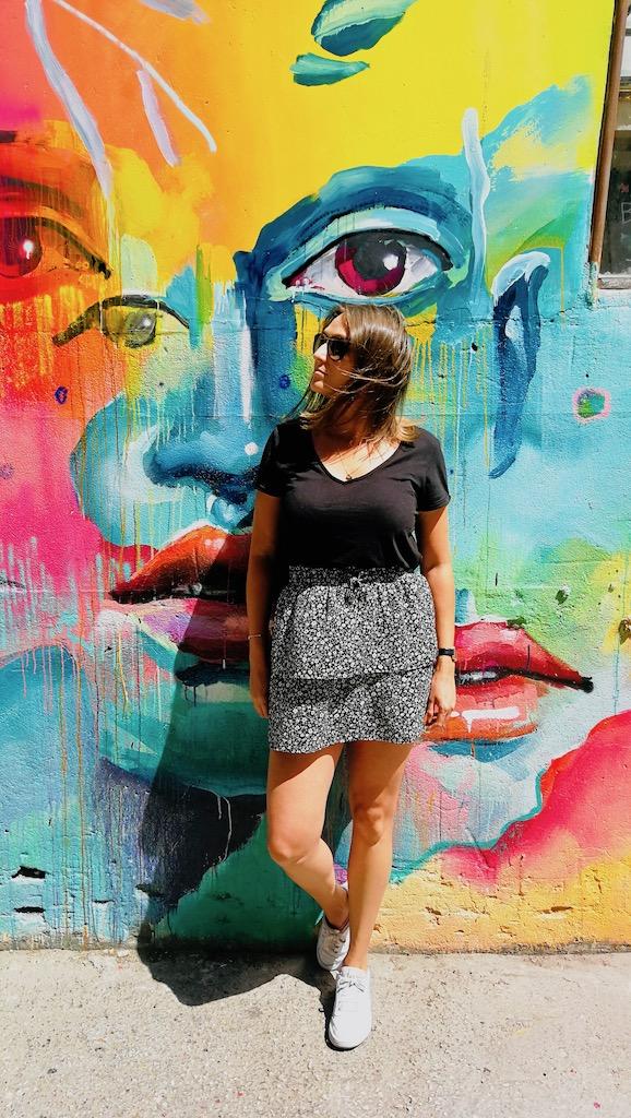 street art lisbonne blogeur voyage