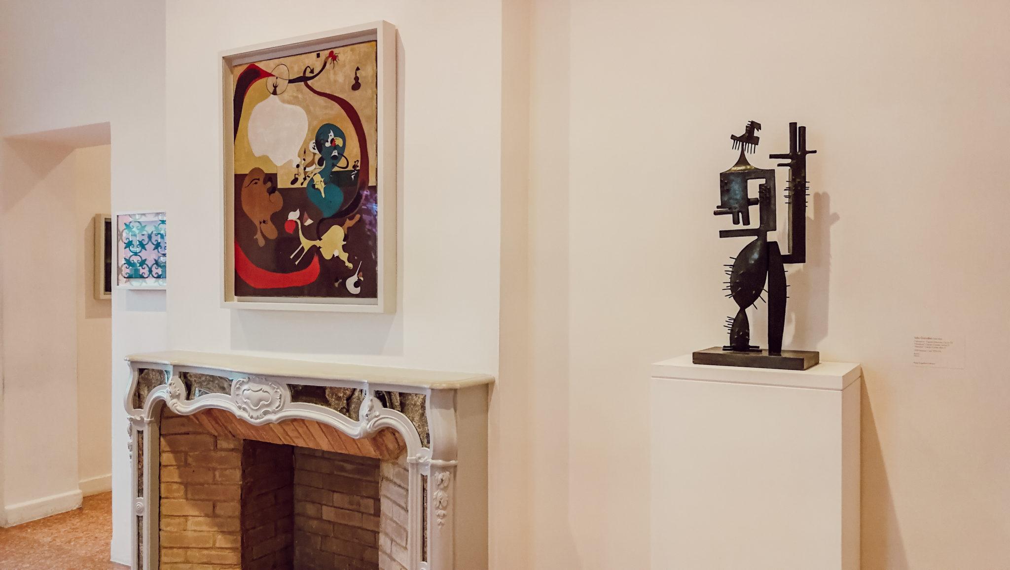 tableaux musée guggenheim venise