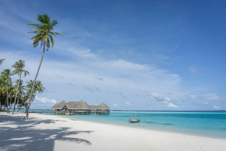 De mooiste stranden ter wereld Malediven