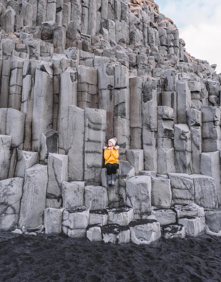 De mooiste stranden ter wereld Vik IJsland