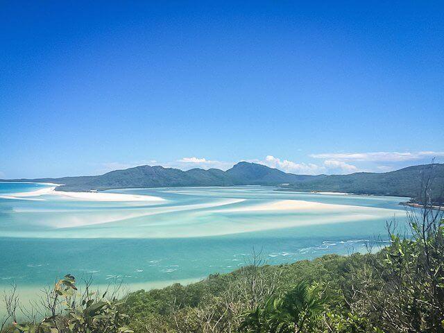 Australië East Coast Whitsunday Islands Bestemmingen september