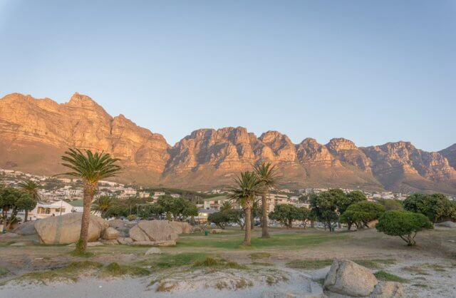 Kaapstad vakantie Zuid-Afrika Camps Bay