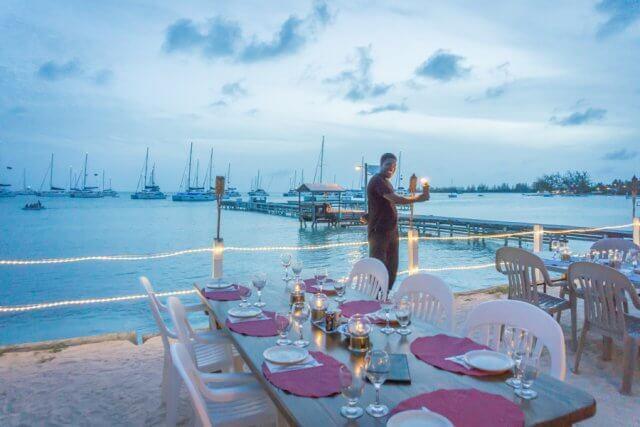 Britse Maagdeneilanden Caribisch Anegada Reef Hotel Lobster Britse Maagdeneilanden