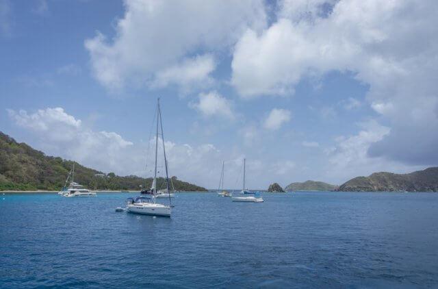 Britse Maagdeneilanden Caraïbisch zeilen Britse Maagdeneilanden