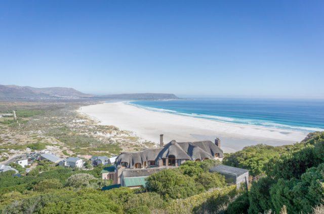 Vakantie Kaapstad Noordhoek Beach