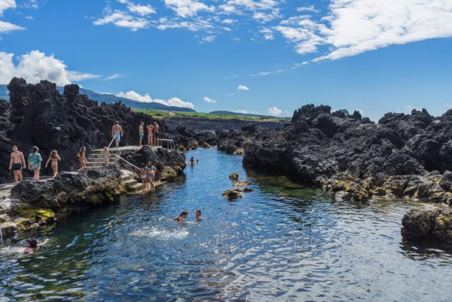 Azoren strandvakantie