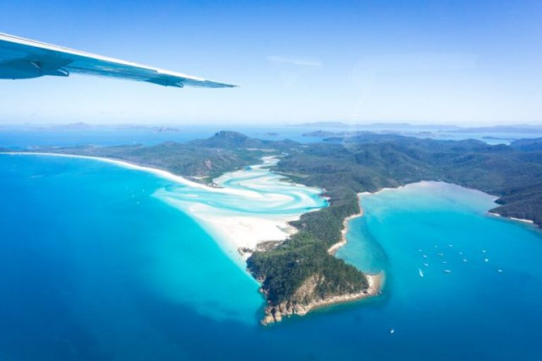 Whitehaven Beach Queensland Australië