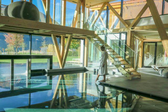 Bestemmingen September Zuid-Tirol Garberhof Wellness