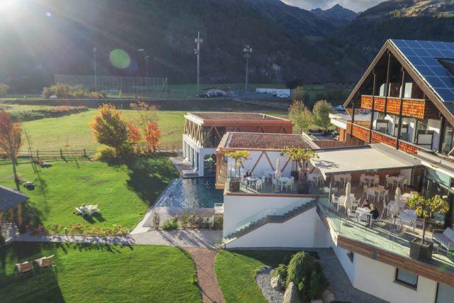 Bestemmingen September Zuid-Tirol Garberhof