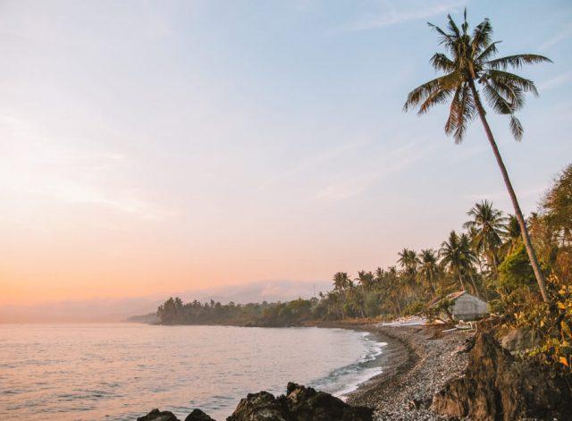 Bali Sehenswuerdigkeiten Alam Batu Tulamben