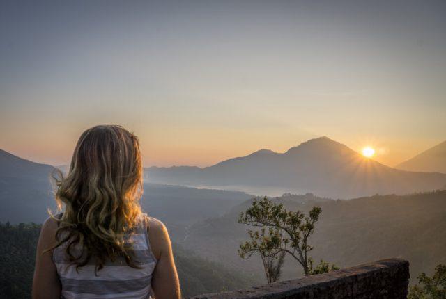 Bali Attracties Gunung Batur-vulkaan