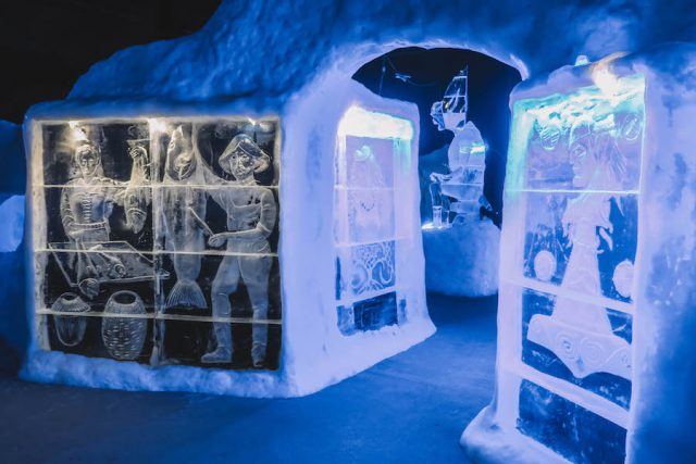 Ice Bar Lofoten