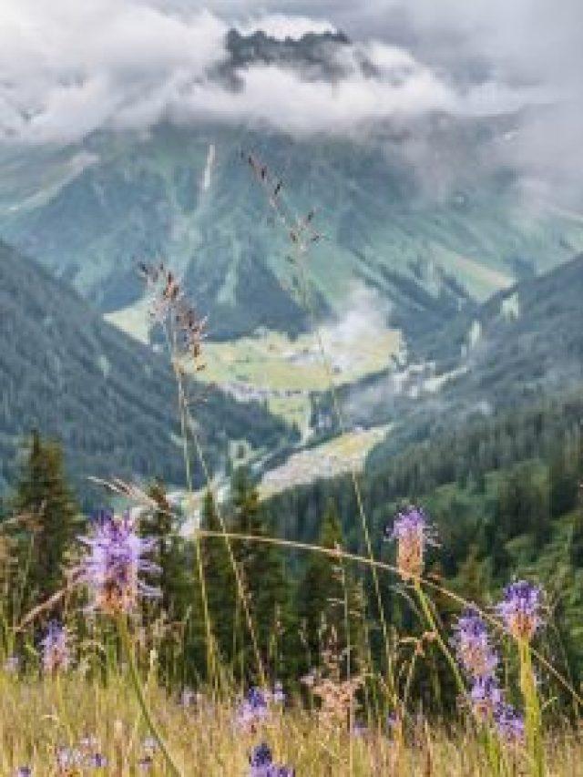 Bergen Montafon Wandelvakanties Oostenrijk
