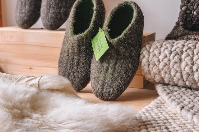 Montafoner Steinschafe wol