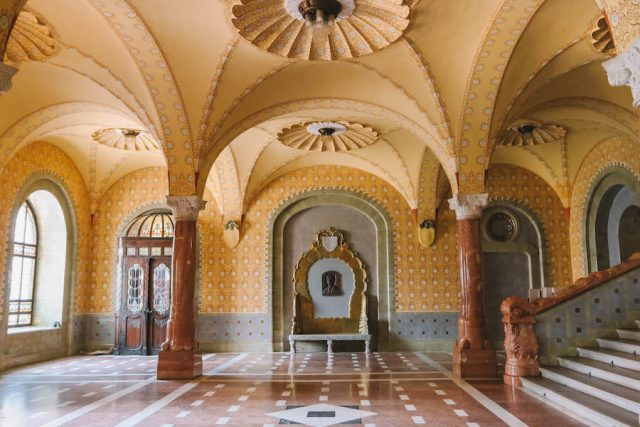 Roemenië Rondreis Stadhuis Targu Mures