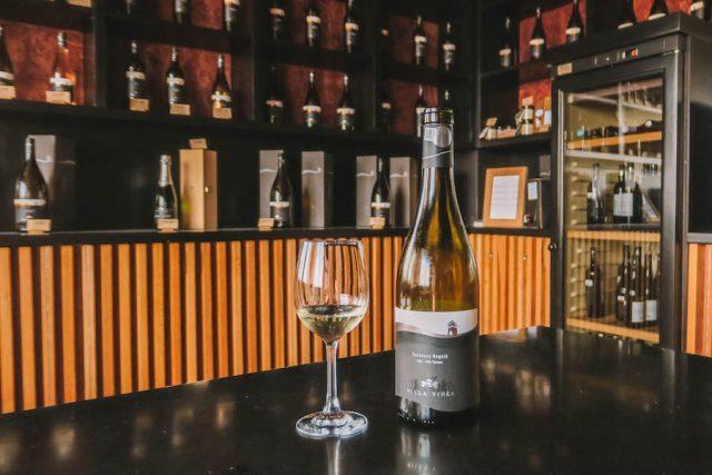 Roemenië Tour Wijnproeverij Villa Vinea