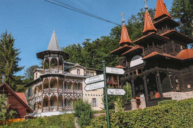 Roemenië vakantie Sovata