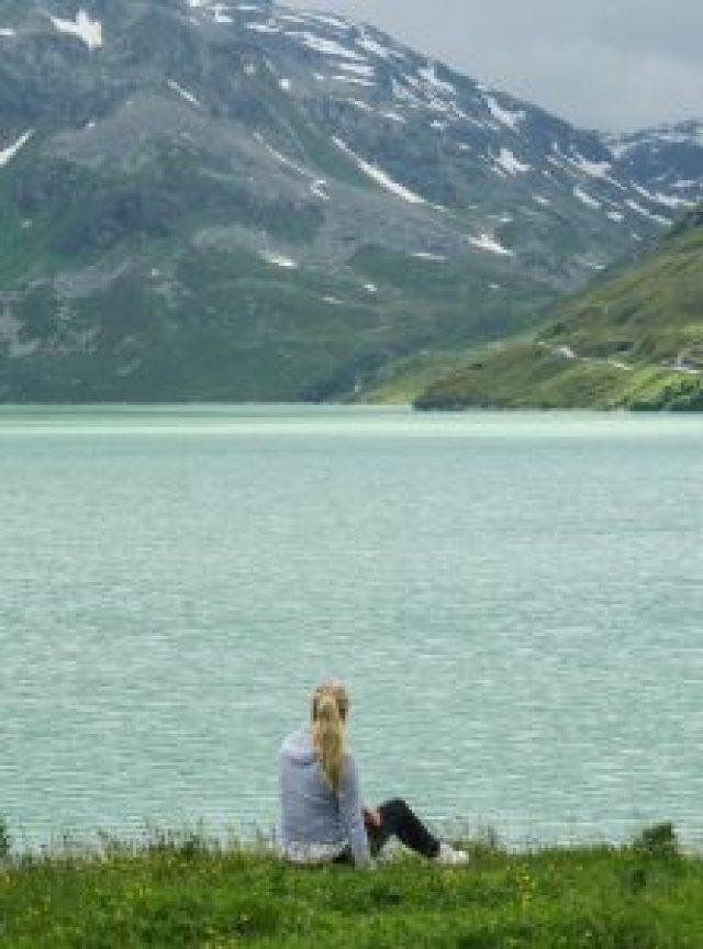 Wandelvakantie Oostenrijk Silvretta Reservoir
