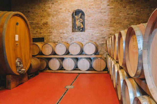 Wijnmakerij Targu Mures Villa Vinea