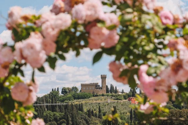 Florence Attracties Porselein Museum Boboli-tuinen