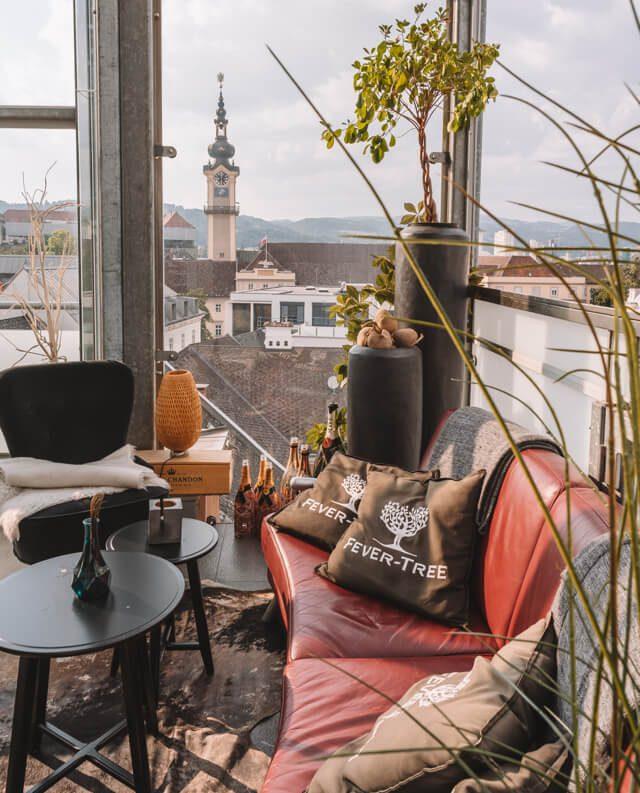 Linz Oostenrijk Hotel Schwarzer Baer