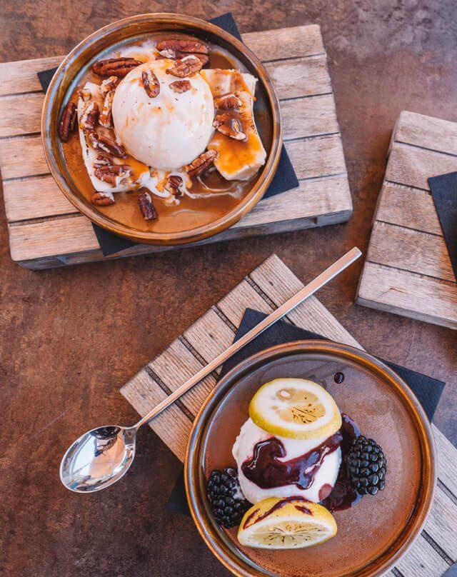 Linz Restaurant Paul's Dessert