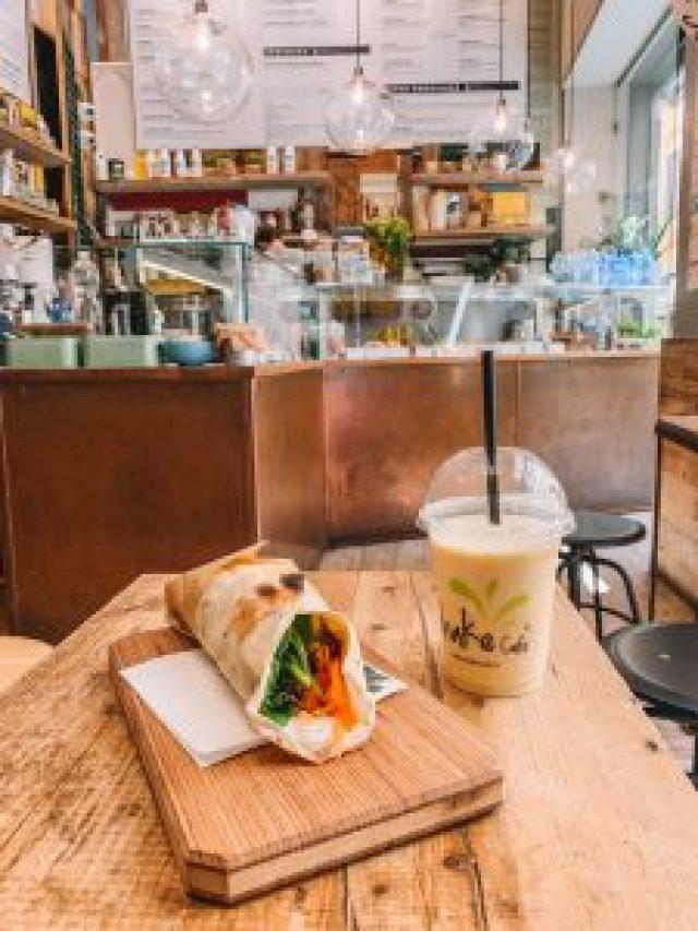 Shake Cafe Florence