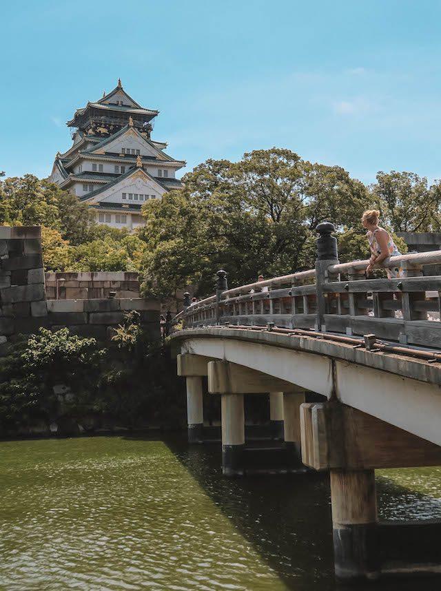 Osaka Attracties Castle Bridge