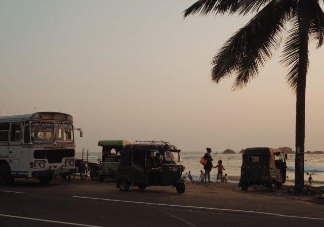 Langzaam reizen Sri Lanka