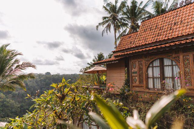 Bali Attracties Ubud Hotel
