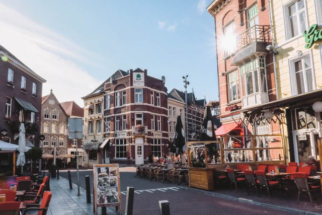 Marktplein Roermond