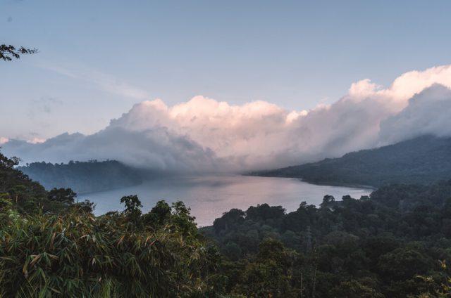Munduk Bali tweelingmeren