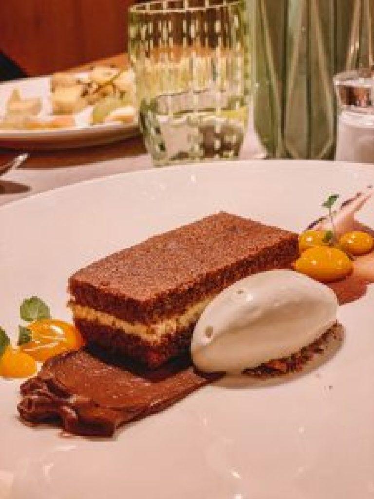 Hotel Belvedere Jenesien-dessert