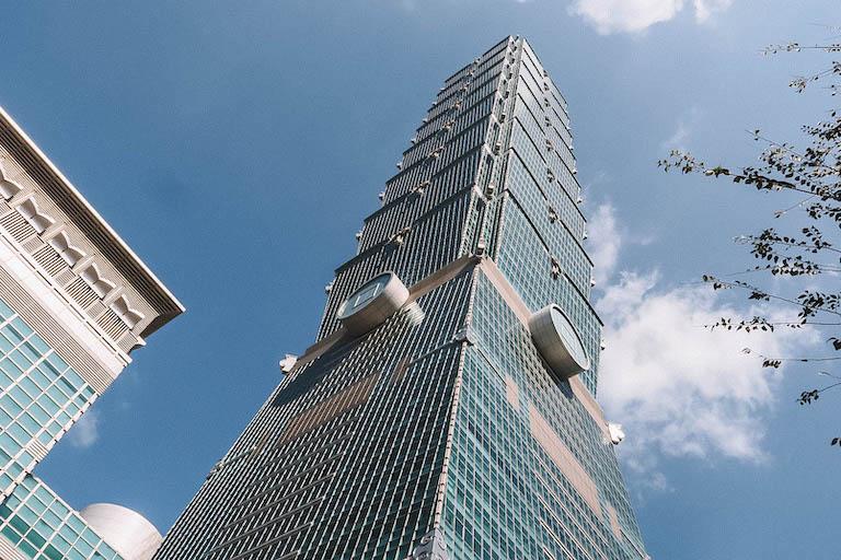 Taipei bezienswaardigheden bekijken 101