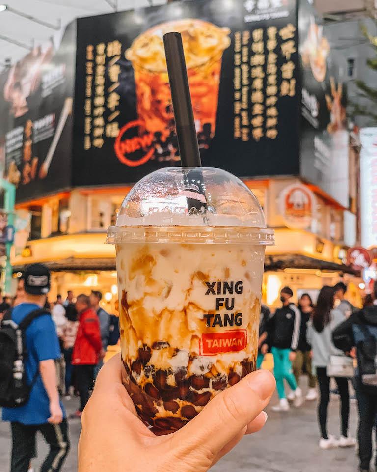 Xing Fu Tang Taipei Bubble Tea