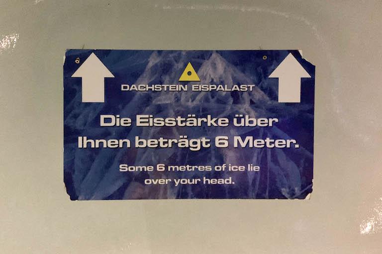 Dachstein-gletsjerijsgrot
