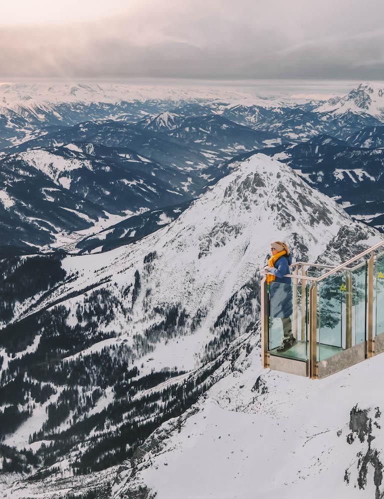 Dachstein trapt nergens naar toe