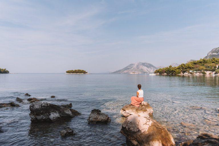 Dalmatië Kroatië Peljesac