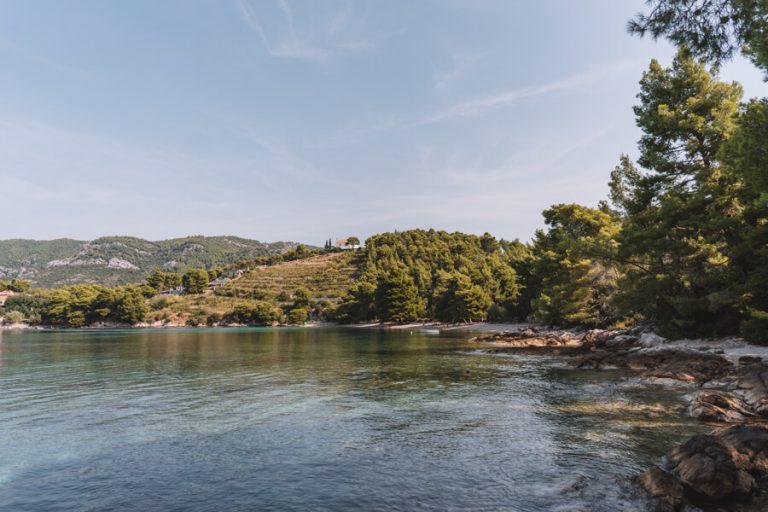 Dalmatische Adriatische kust