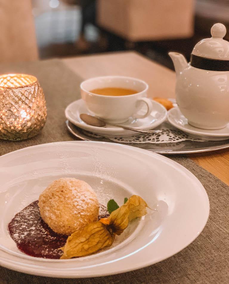 Ramsau am Dachstein Hotel Annelies Diner Dessert