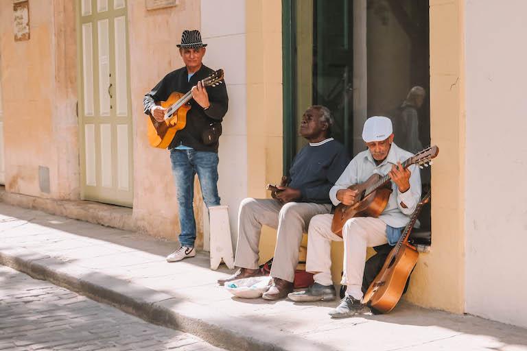 Havana Cuba-band