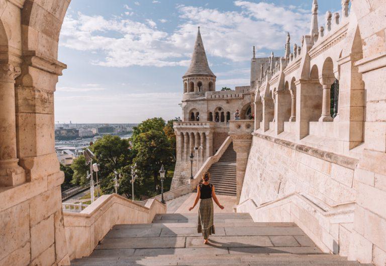 Budapest Bezienswaardigheden Vissersbastion