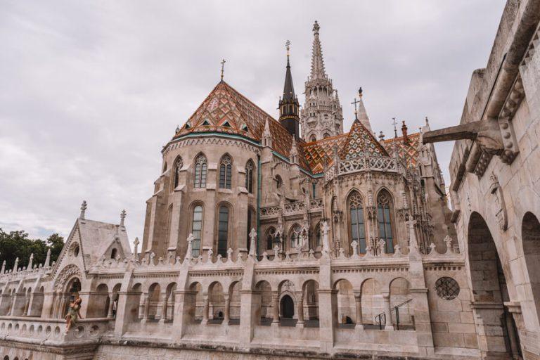 Boedapest bezienswaardigheden Matthiaskerk