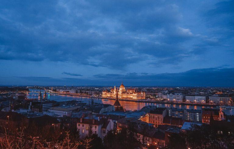 Parlement van Boedapest oriëntatiepunten