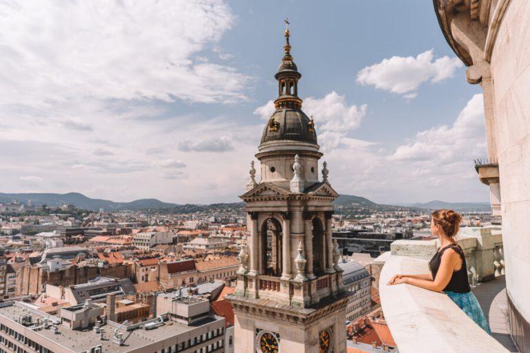 Budapest bezienswaardigheden Sint-Stefanusbasiliek