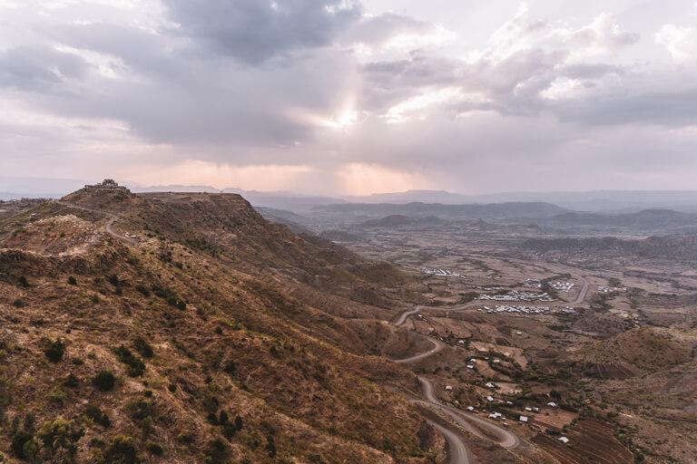 Bezienswaardigheden in Ethiopië Danakil Valley