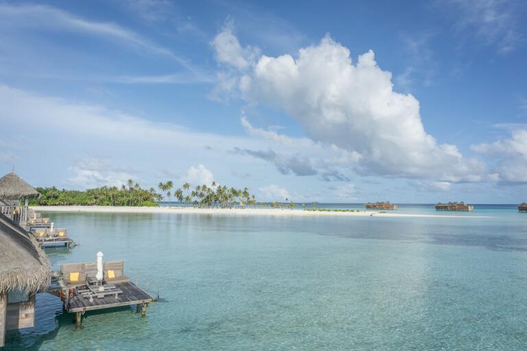 Gili Lankanfushi Resort Over Water Villa