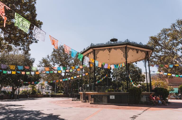 El Pueblo de Los Angeles Olvera Street