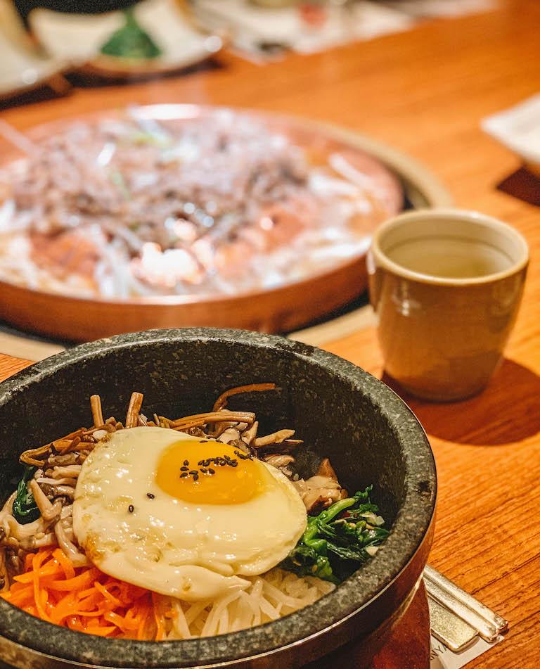 Bibimbap recept Zuid-Korea